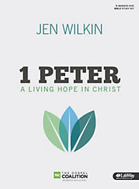 1 peter living hope in christ