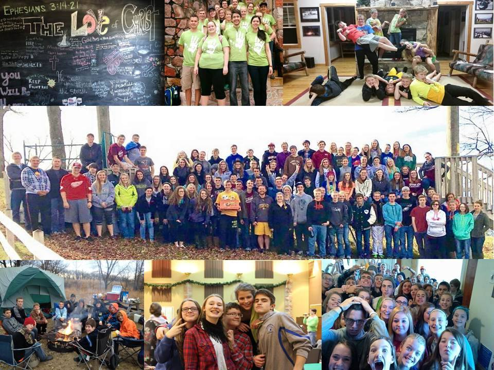 Bethel Students Collage Photo