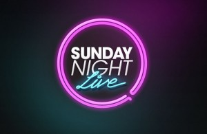 Sunday Night Live logo