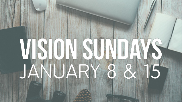 Vision Sunday - Step Two:  Grow & Go Image