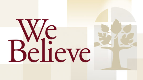 We Believe in the Bible Image