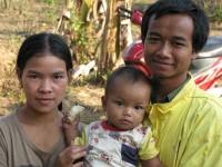 Global Outreach Cambodia  Couple