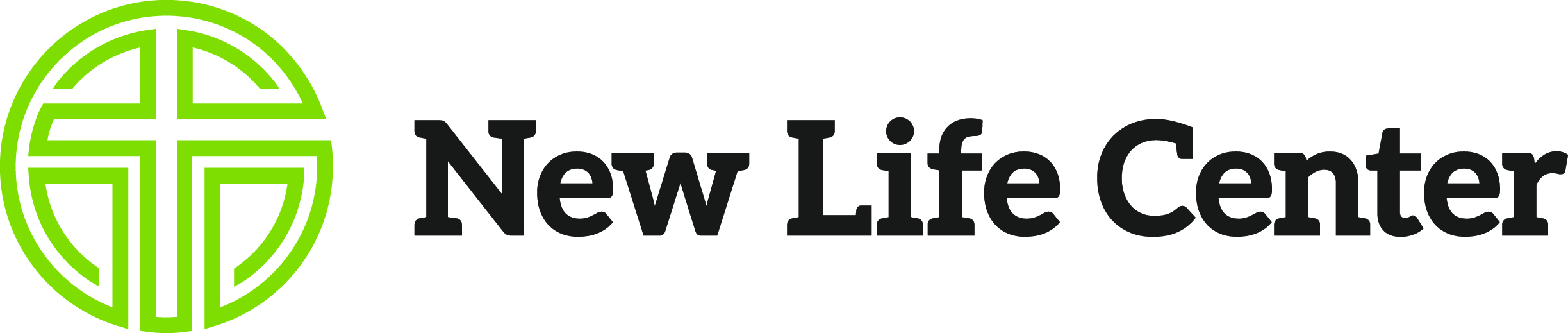 Logo - New Life Center