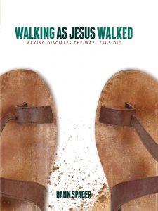 walking as jesus